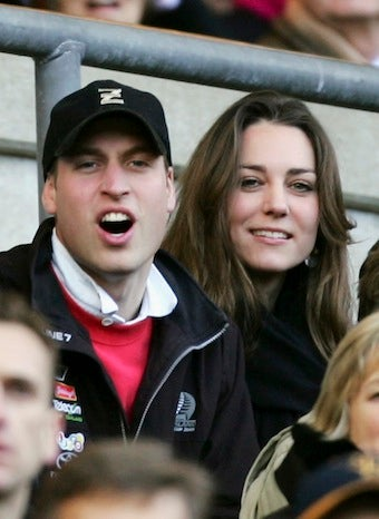 Like Much of Britain's Upper Crust, Prince William & Kate Middleton Are Cousins