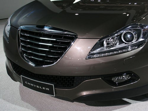 Chrysler May Merge With Lancia By End Of Year, Build Guido