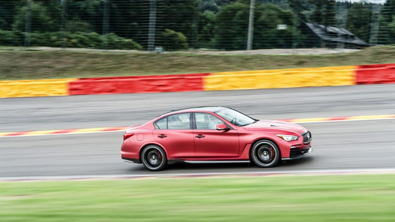 What It's Like To Race F1 Champ Sebastian Vettel Around Eau Rouge