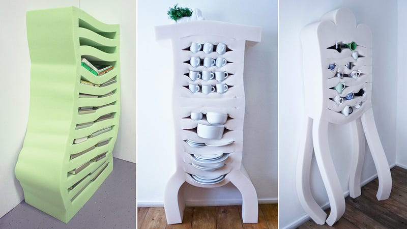 Soft Foam Cabinets Are the Ultimate Kid-Friendly Furniture