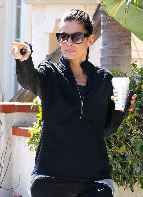 'Celebrity Houdini' Sandra Bullock's Latest Harrowing Paparazzi Escape