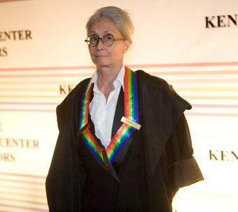 "Twyla Tharp Thinks Relaxation Is ""A Lovely Thought"""