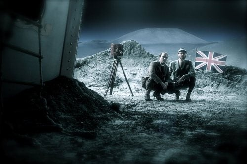 The First Men In The Moon BBC Promo Pics