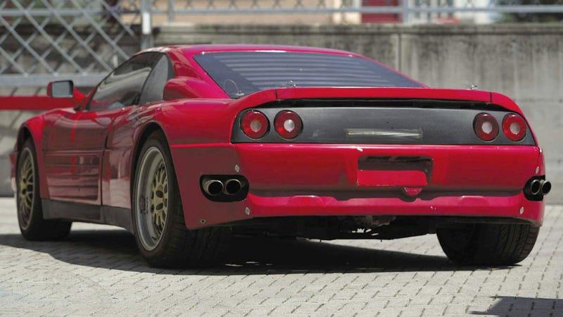 This Is The Incredible Ferrari Enzo Prototype