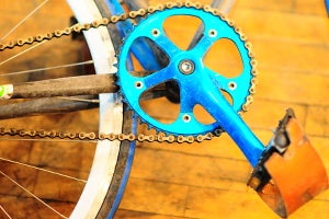 Convert Your Road Bike to Single-Speed by Hacking A Crank
