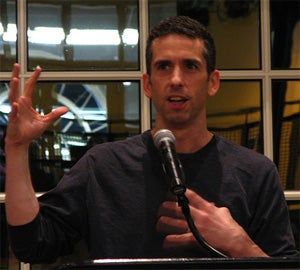 Dan Savage: Cool With Drinking Piss, Weird About Bisexuality