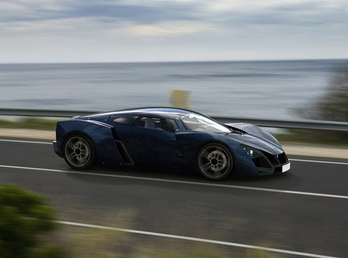 Marussia B2 CG Images