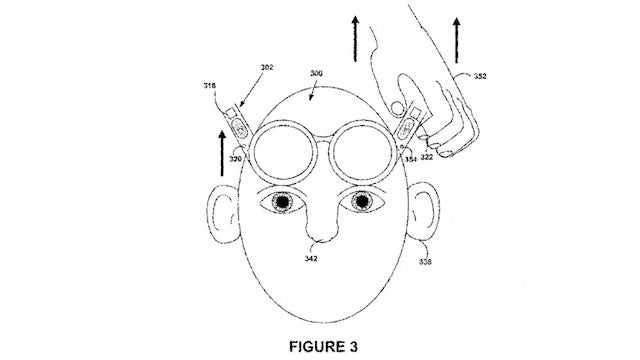 Google Glasses Could Automatically Disable Themselves if a Thief Rips Them From Your Head