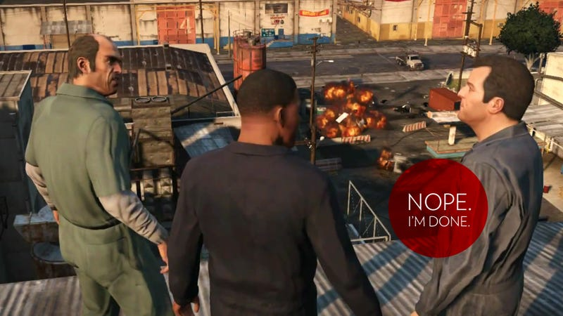 I Really Want to Play Grand Theft Auto V, But I Won't. Here's Why.