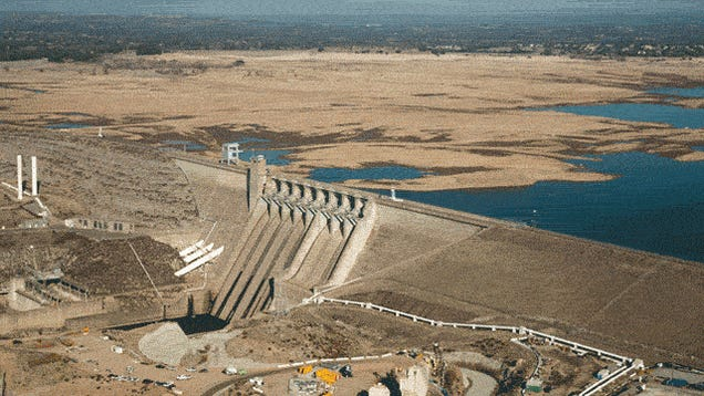 How Bad Is California's Drought? This Bad