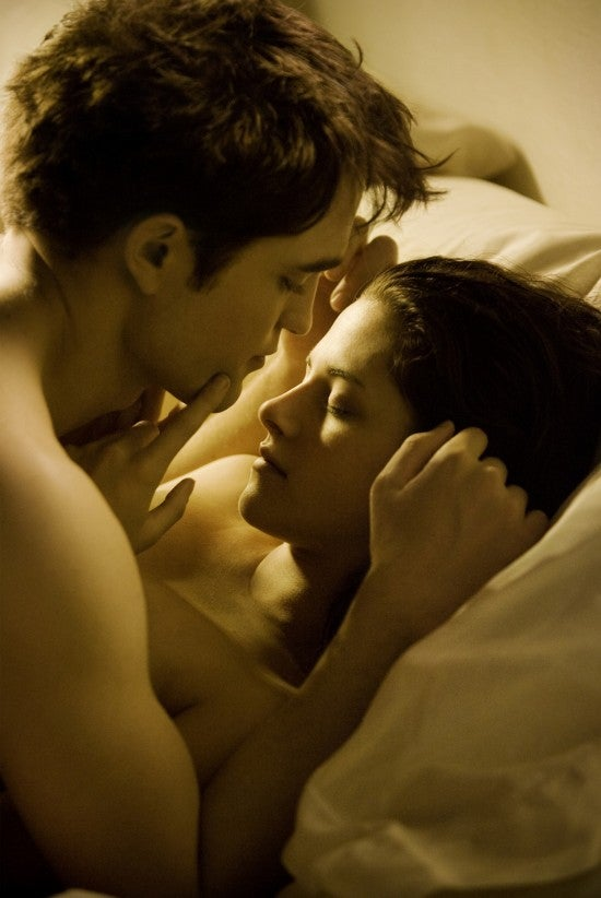 New Breaking Dawn photo