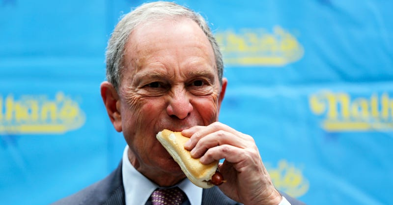 Bloomberg Pretends He Didn't Already Endorse Christine Quinn