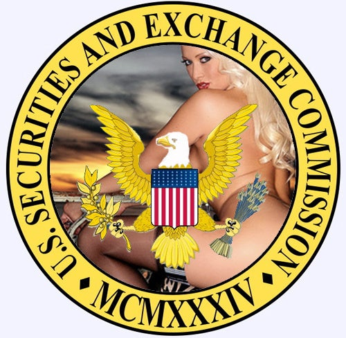 SEC Employees Were Masturbating to Kiddie Porn While Your Economy Tanked