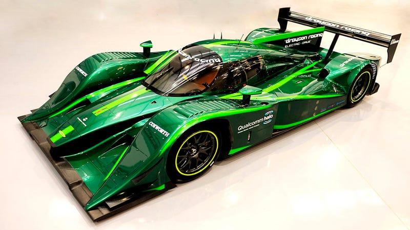 El coche eléctrico más rápido del mundo competirá en la Formula E