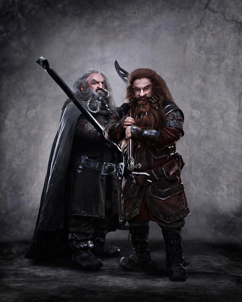 High-Res Hobbit Pics