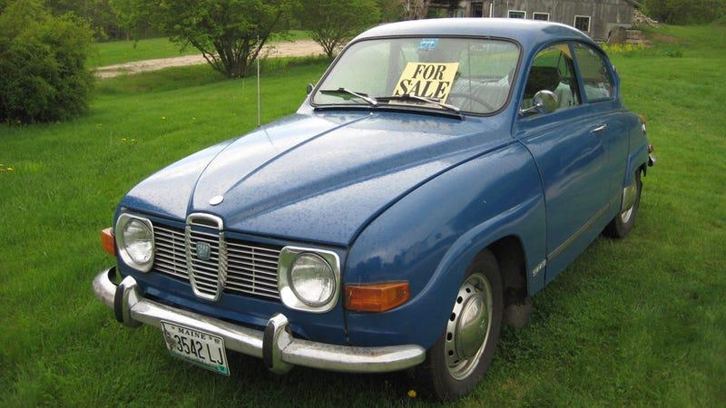 1971 Saab FOTS Gallery