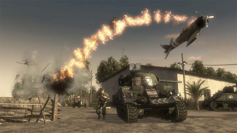 EA Smartens Up, Giving Away Free Copies of Battlefield 1943