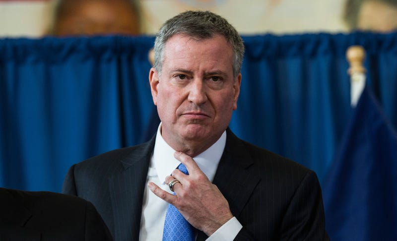 Why Did Bill de Blasio Call the NYPD Over His Friend's Arrest?