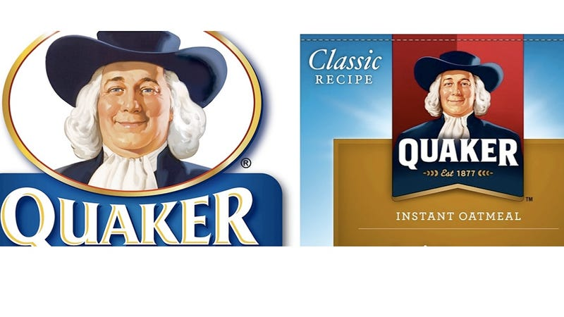 Larry, the Quaker Oats Dude, Has Had Some Work Done