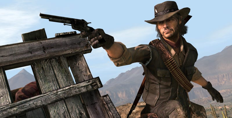 A Fistful of Dollars Stopped a Nomination for Red Dead Redemption