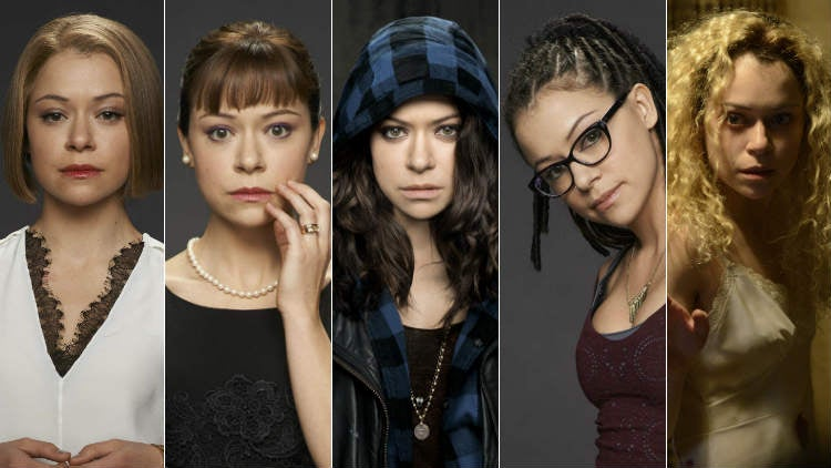 ​Tatiana Maslany Cares More About Orphan Black Fans Than Emmys