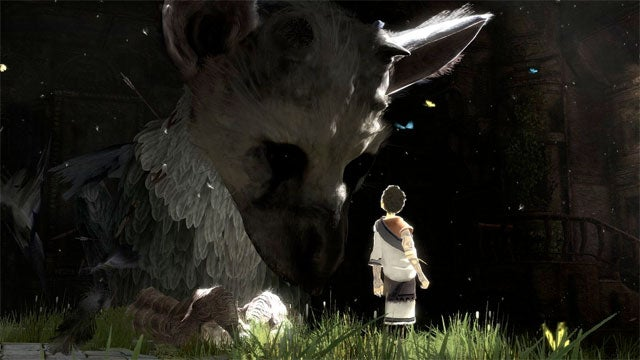 The Last Guardian Is Still a PS3 Game