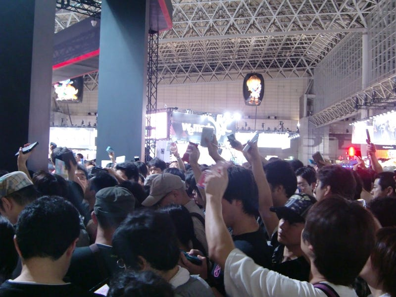 Scenes from the Tokyo Game Show Part 2, Electric Boogaloo
