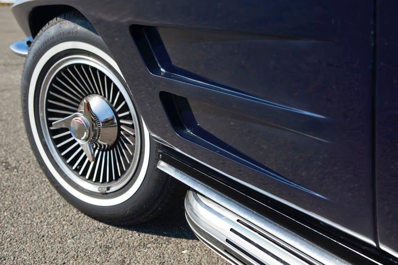 Modern Muscle: 1963 Corvette Stingray Review