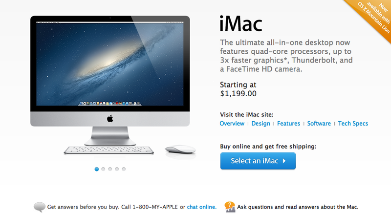 Apple's Running Out of 27-Inch iMacs, So Get Ready for a Refresh