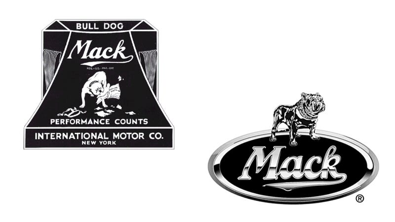 Mack Trucks Has A New Logo, What Do You Think?
