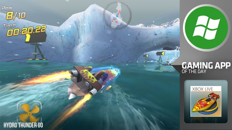 Hydro Thunder Go is Definitely a Must-Have Windows Phone 7 Game