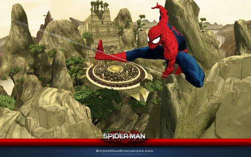 New Costume, New Attack Comes to Spider-Man: Shattered Dimensions