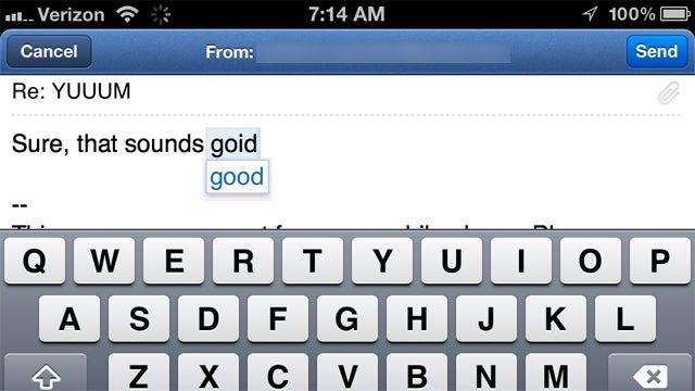 ManualCorrect Makes Autocorrect More Intuitive on iOS