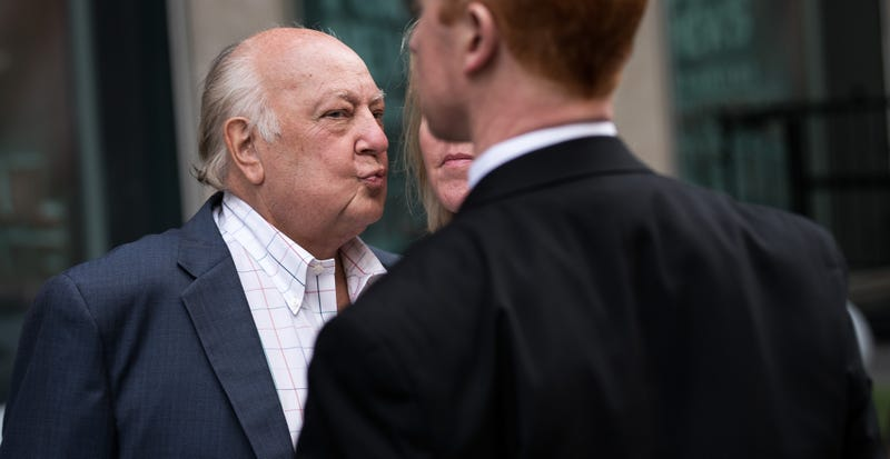 Small Town Newspaper Owned by Roger Ailes' Wife Goes to Bat for Roger Ailes