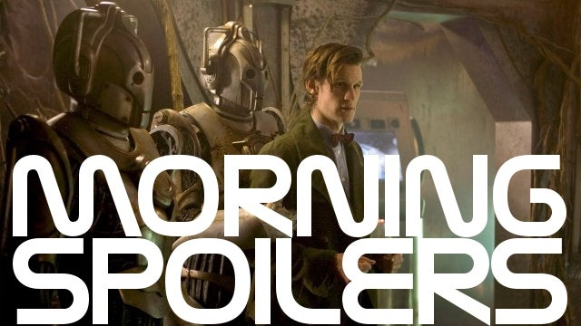 A Hobbit Guest Star Confirmed. Plus Who Won't Return in Iron Man 3 and Doctor Who season 7!