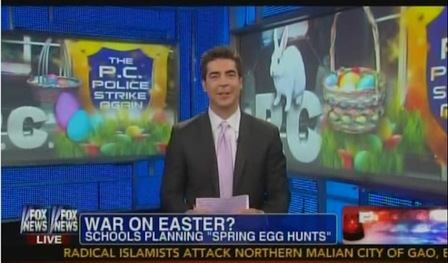 Quit Trying to Make the 'War on Easter' Happen