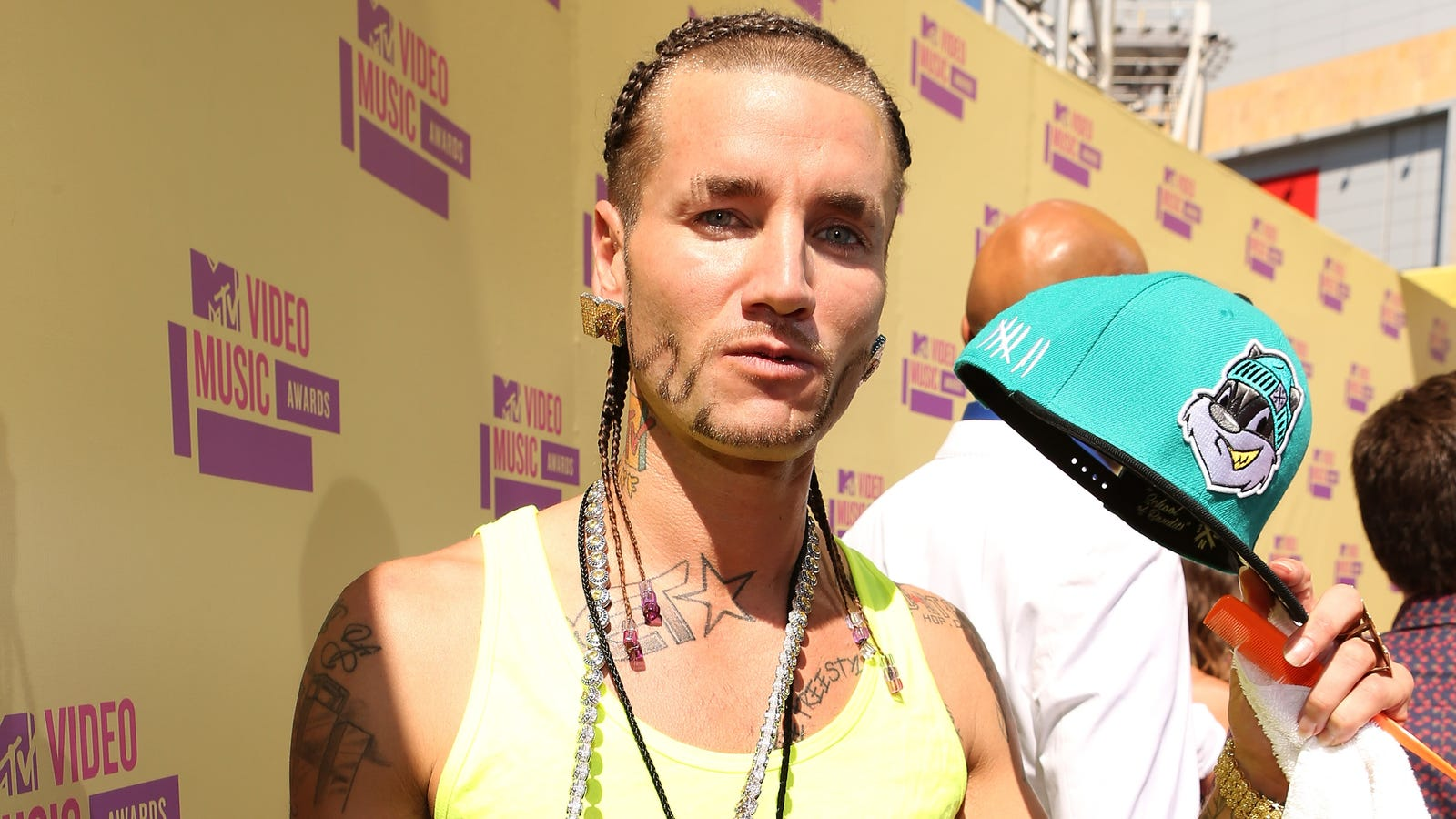 A Second Woman, Then 17, Accuses Riff Raff of Sexual Misconduct