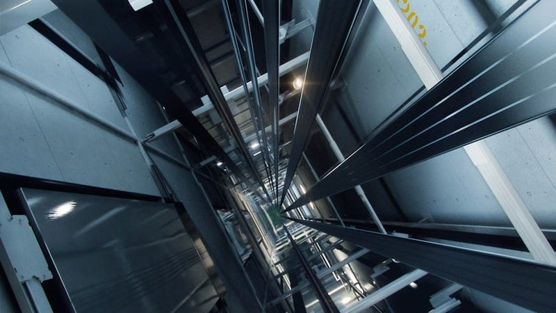 New Elevator Tech Could Double How Tall Our Highest Buildings Can Be