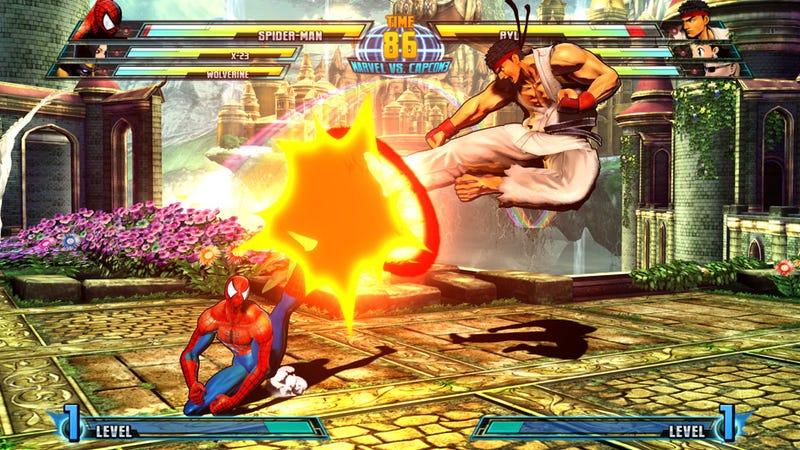 The Argument For Marvel Vs. Capcom 3's Super-Simple Controls