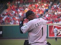 Luis Castillo Is Protective Of His Anus