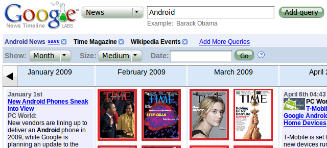 "Google Considering a ""Digital Newsstand"" for Android"
