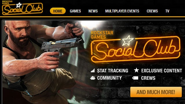 Rockstar Games' Social Club Just Got a Lot More Social