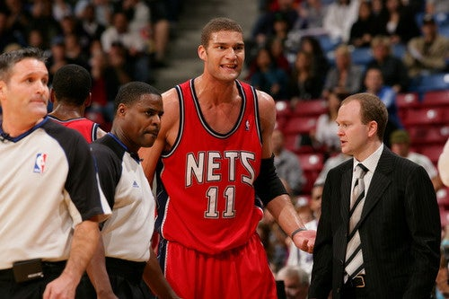 The New Jersey Nets Are Not Very Good At Basketball