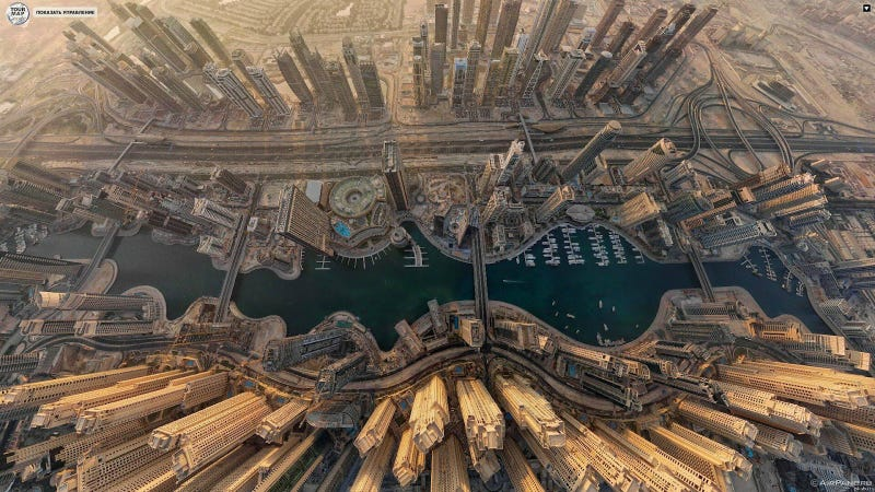 Dubai Is Officially the Craziest City in the World Now