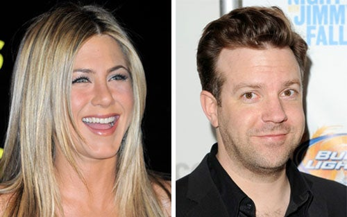 Jen's Dating Jason Sudeikis; Courtney Love Releases Nude Fetish Pics