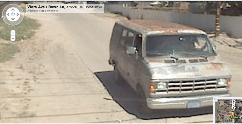 Did Sicko Phillip Garrido Follow a Google Vehicle?