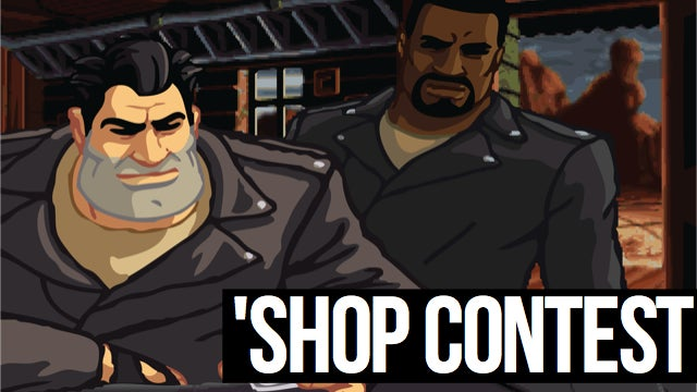 Kotaku 'Shop Contest: Sons of Throttle