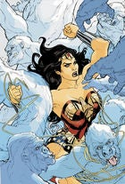 Wonder Woman + Monkey Assassins = Nirvana