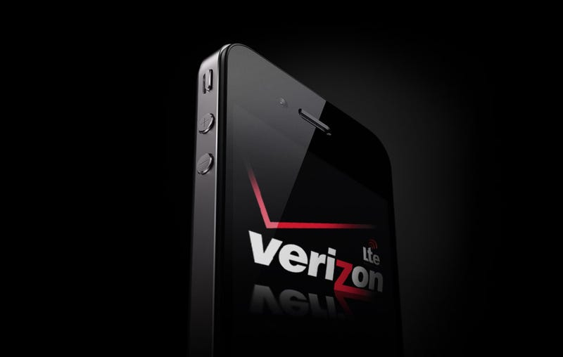 Keep Holding Your Breath for That 4G Verizon iPhone