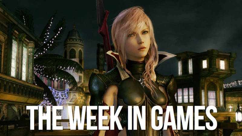 The Week in Games: Lightning Strikes